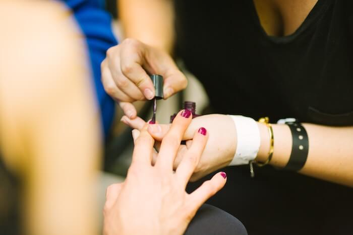 Segmenting customers for salons