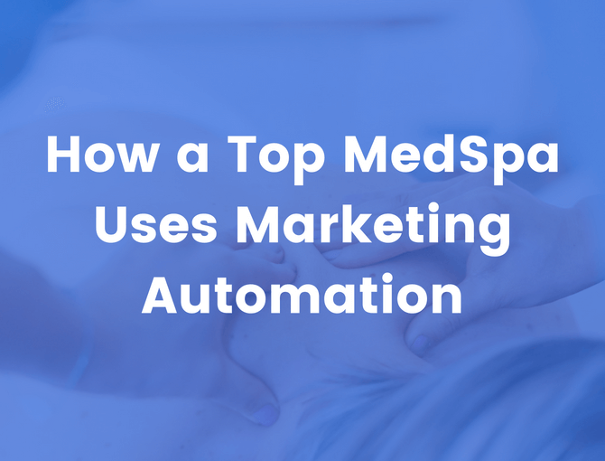 marketing automation for medspas