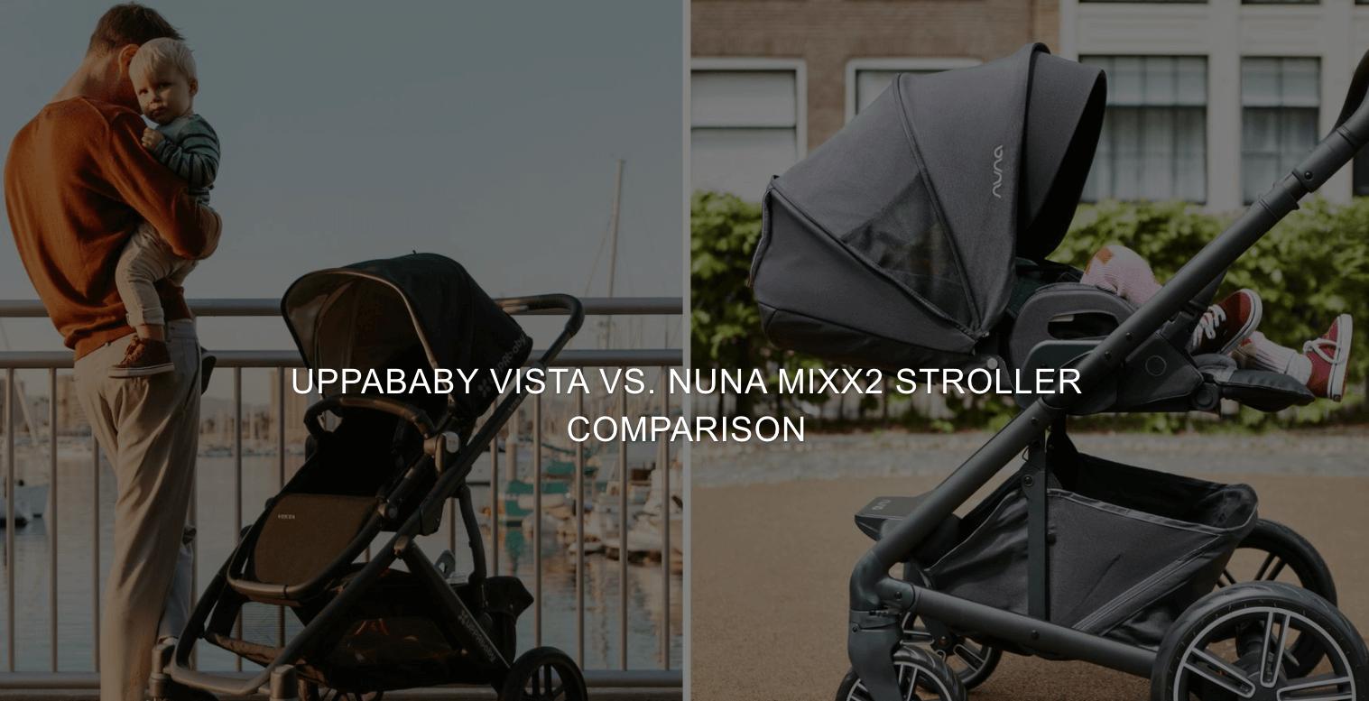 Stroller content comparison