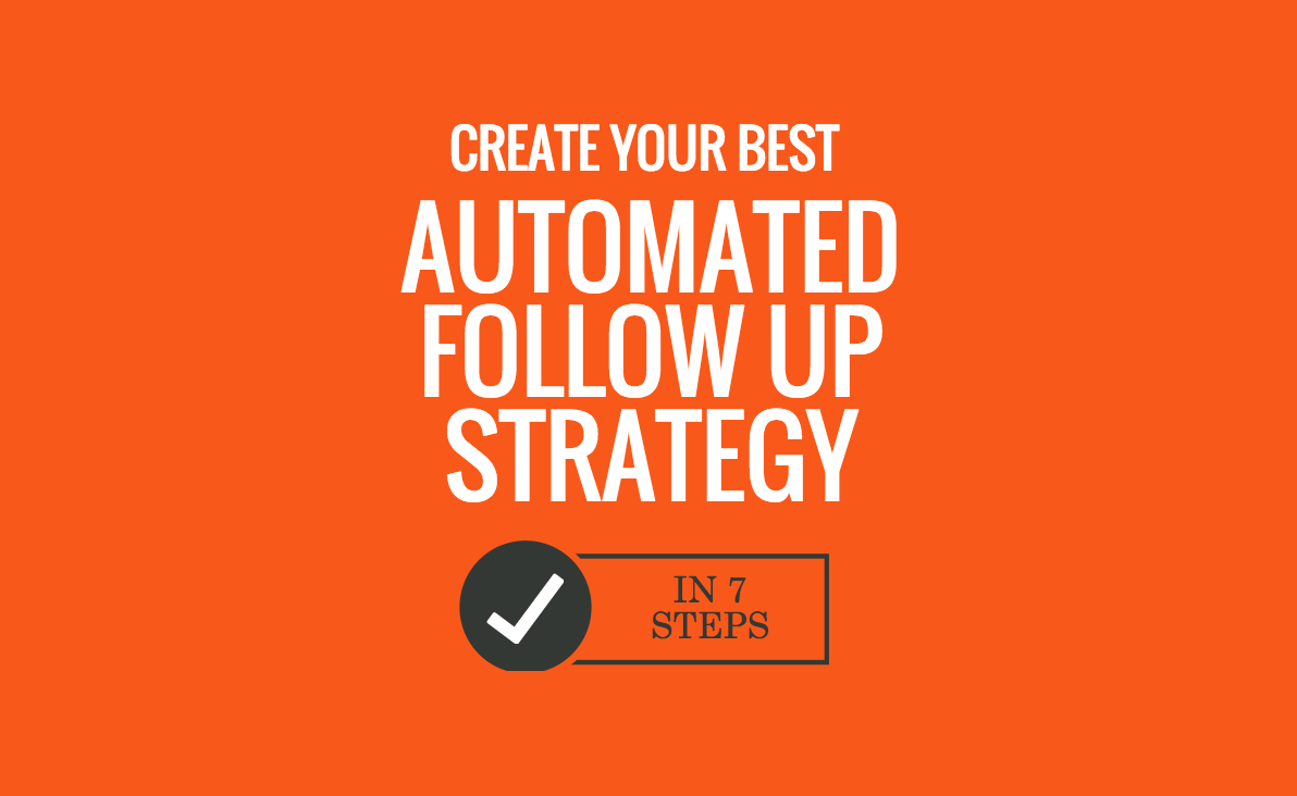 Create your best automated marketing sequence