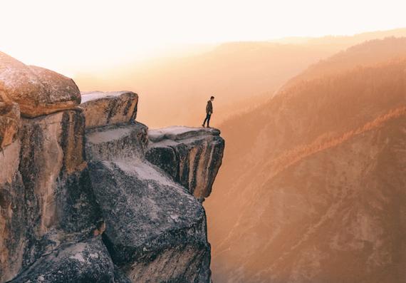 cliff image