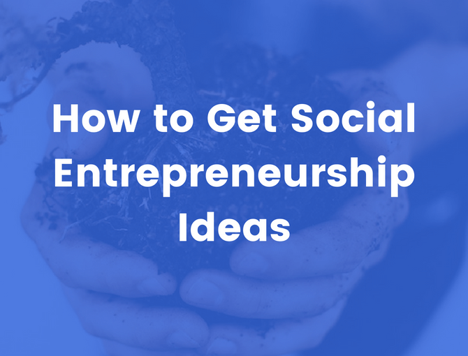social entrepreneurship ideas