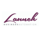 launch business automation logo