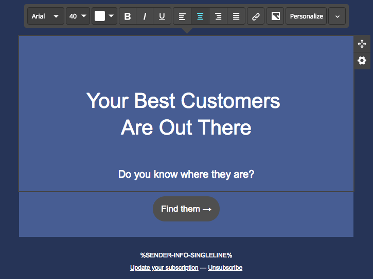 Your Best Customers