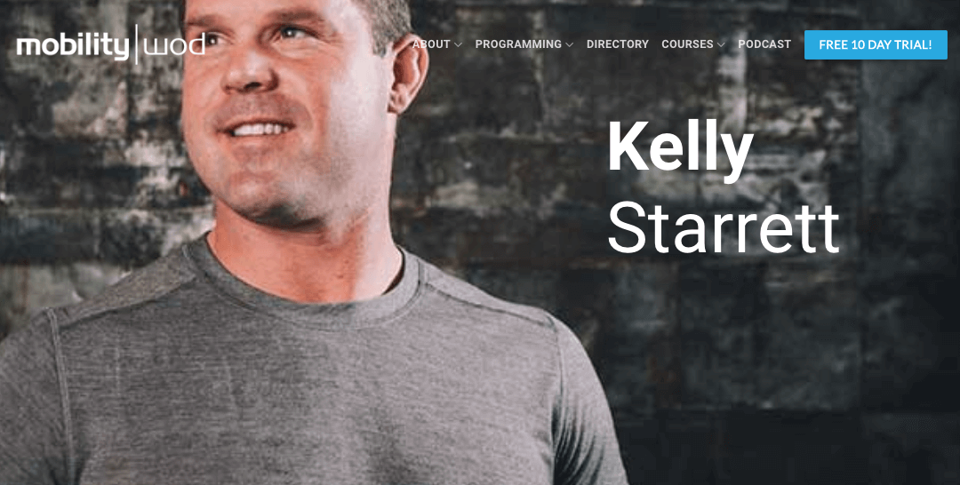 Kelly Starrett MobilityWOD
