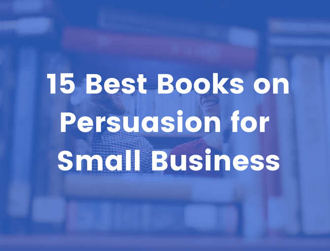 best books on persuasion