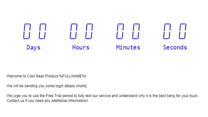 plusthis countdown timer