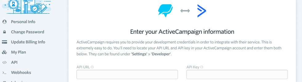 SlickText Integration & App | ActiveCampaign