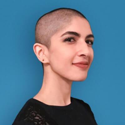 Nadya Khoja of Venngage
