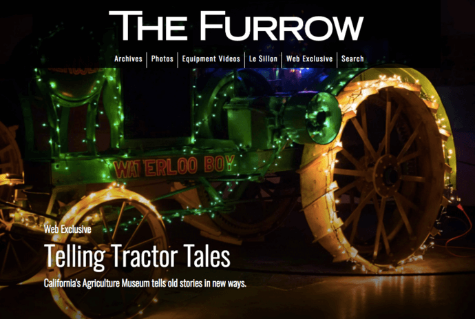 The Furrow content marketing