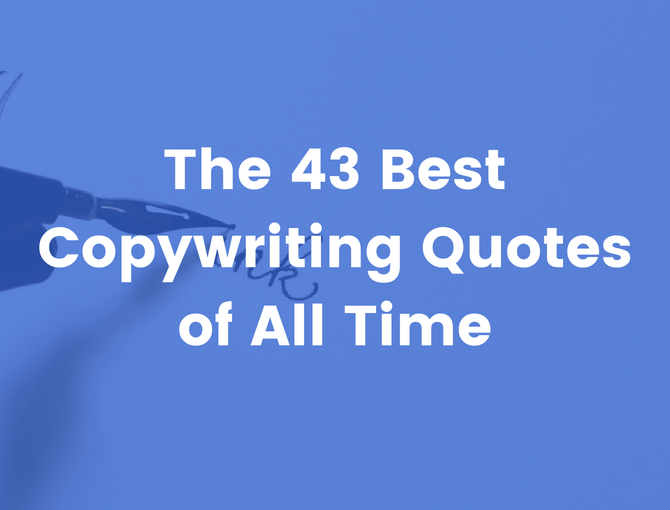 best copywriting quotes