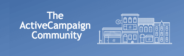 The ActiveCampaign Marketing Community