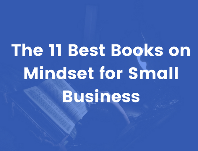 Best books on mindset and success for small business