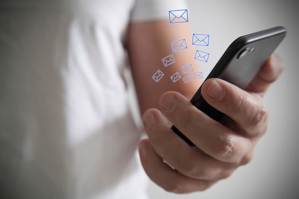 Envio de SMS Marketing