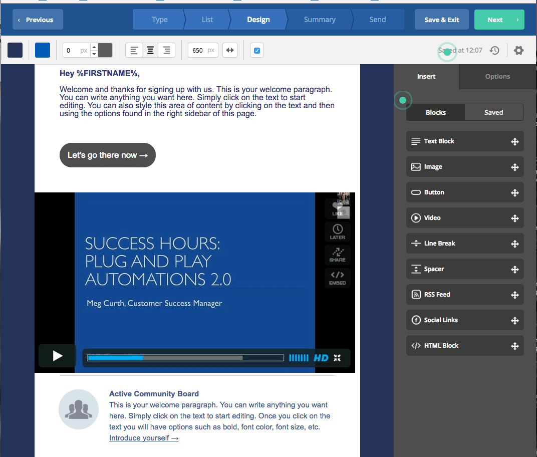 How to Add Video to Your Emails