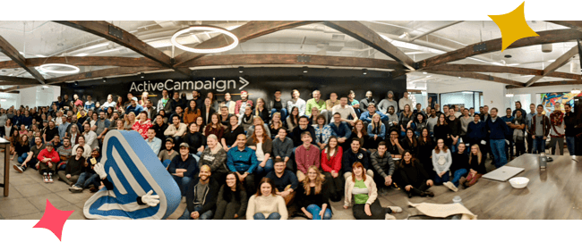 ActiveCampaign staff photo