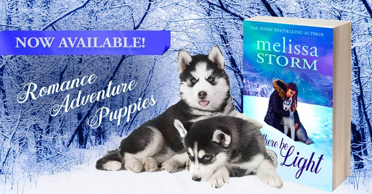 Melissa Storm — Romance! Adventure! Puppies!