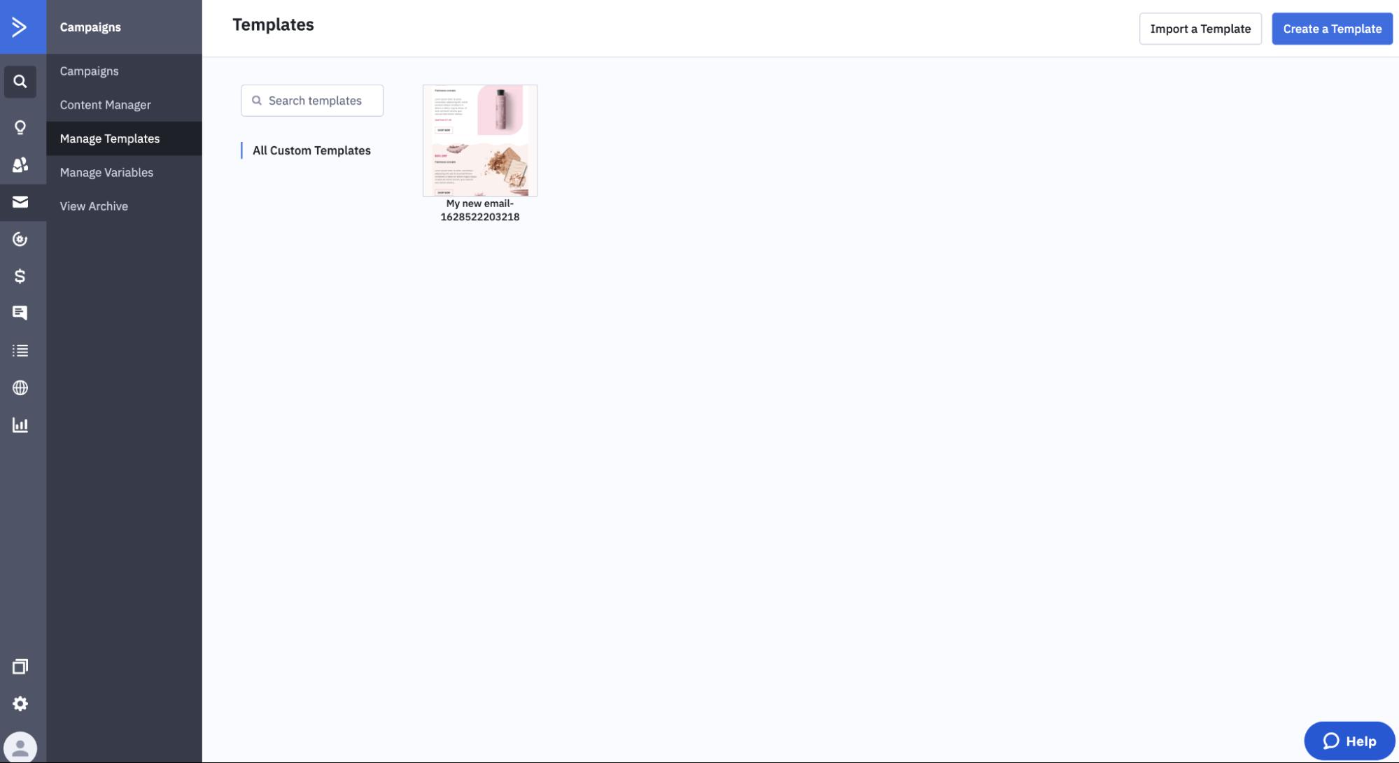 email design workflow