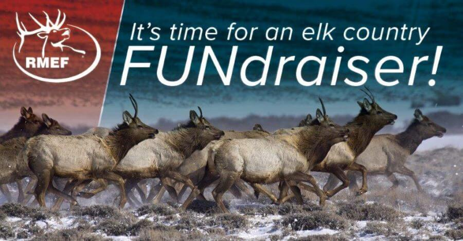 RMEF fundraiser marketing