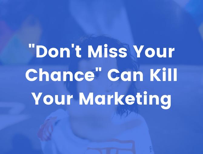 loss aversion marketing