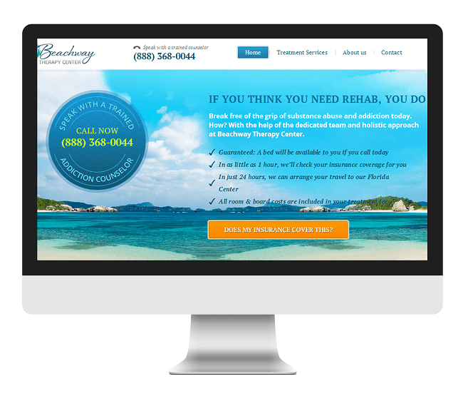 Beachway Headline by Copyhackers Joanna Wiebe