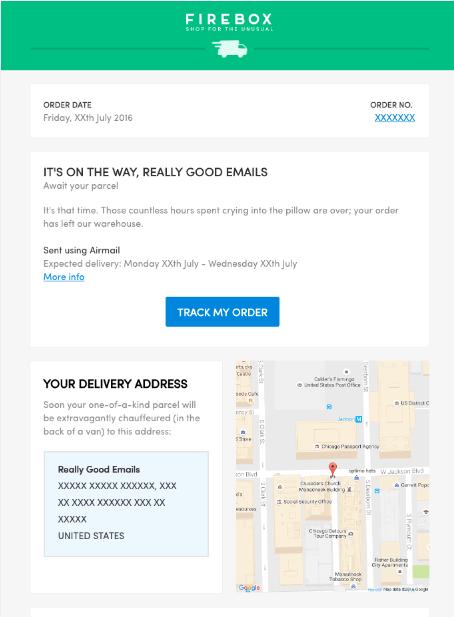 exemplos de email marketing 12