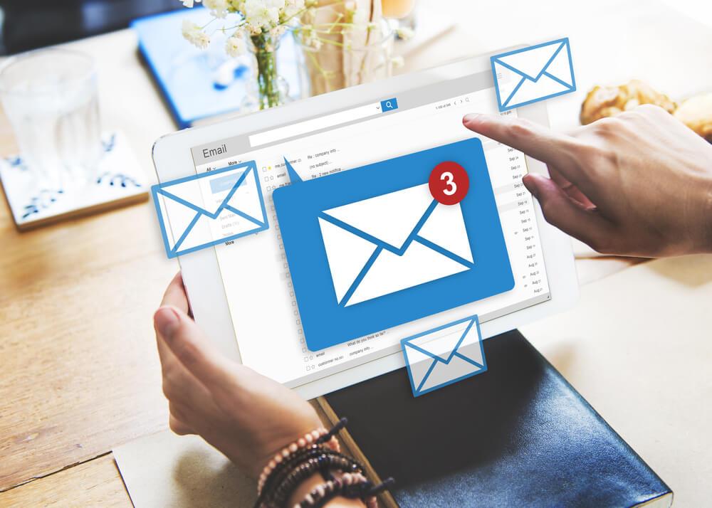 como fazer email marketing passo a passo
