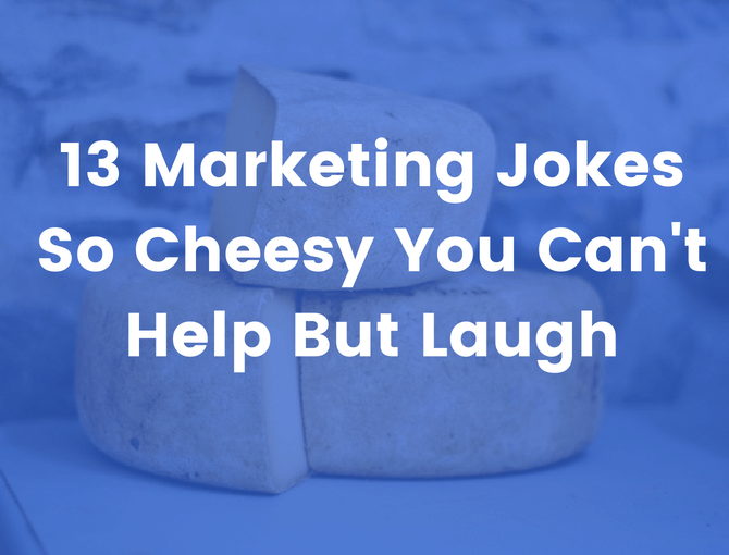 marketing jokes