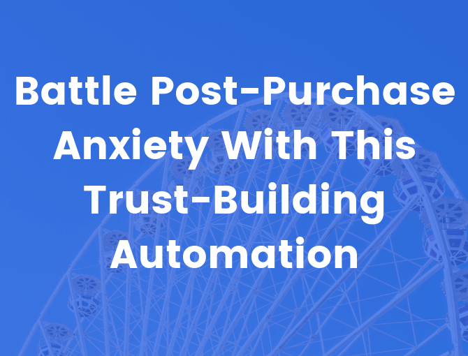 trust building automation sequence