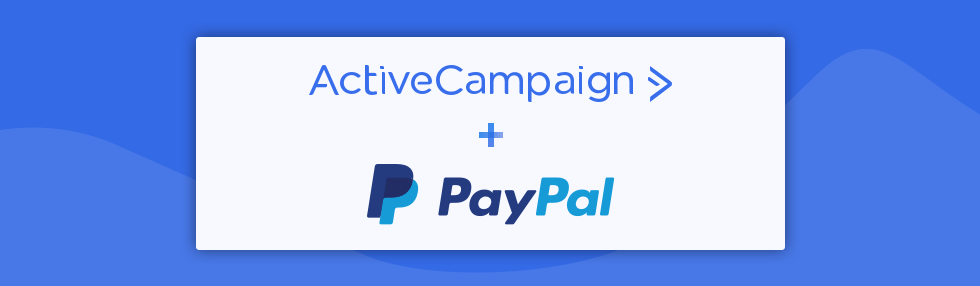 ActiveCampaign Paypal