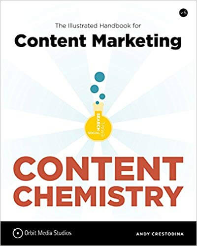 Content Chemistry book cover
