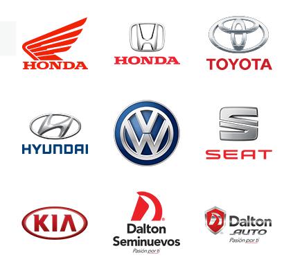 Dalton Auto brands
